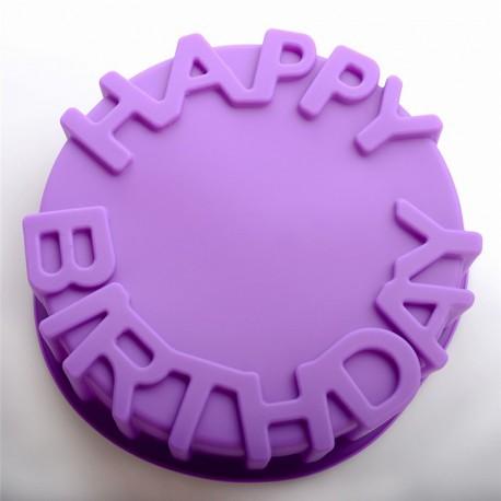 Форма Happy Birthday