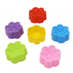 Мини-формы для кексов Цветы