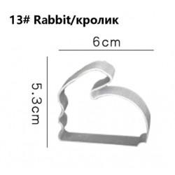 Вырубка Кролик