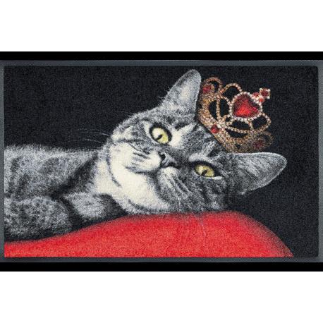 Ковёр Кот с короной