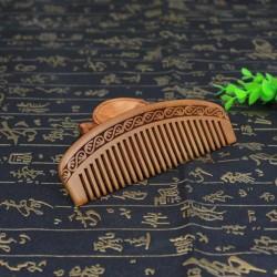 Бамбуковый гребешок