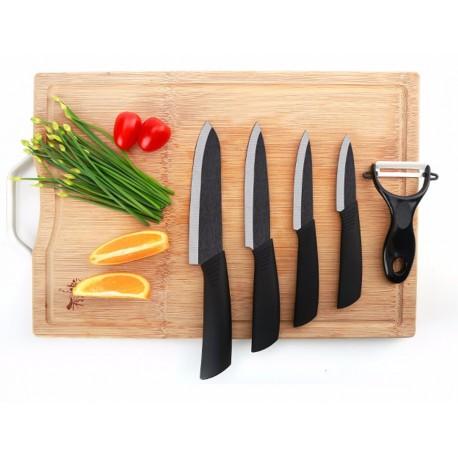 Керамические ножи с циркониевым напылением